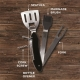 5-in-1 BBQ Tool Kit thumbnail image 0