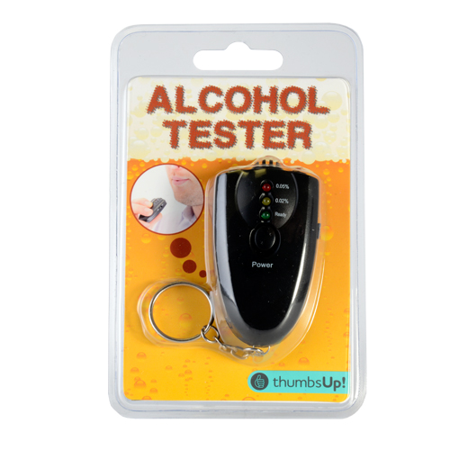 Alcohol Breath Tester Large Image