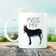 Kiss My Ass Mug thumbnail image 0