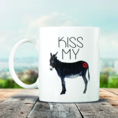 Tasse - Kiss my Ass Mug