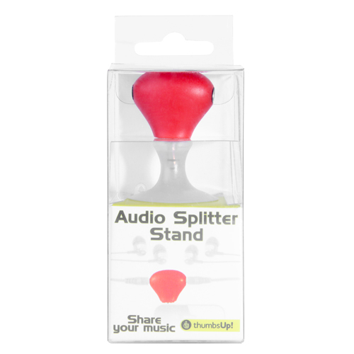 Handyhalter mit Audio-Splitter