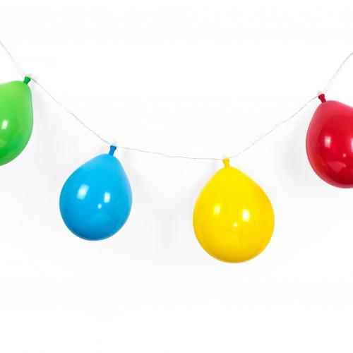 Balloon String Lights Large Image