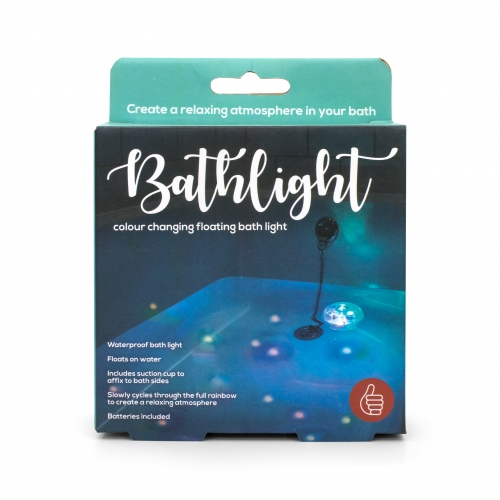 Colour Changing Bath Light