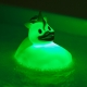 LED Badeente Einhorn - Unicorn Bath Duck thumbnail image 3