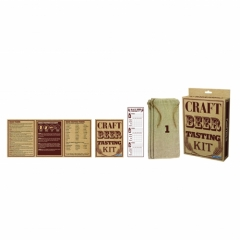 Craft Bier Tasting Kit (Barbuzzo)