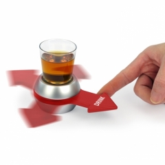 Shot Glass Spin-the-Shot