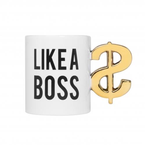 BOSS Mug Large Image