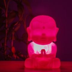 Buddha Light - Pink