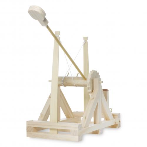 Thumbs up uk da vinci catapult for Catapulta di leonardo da vinci