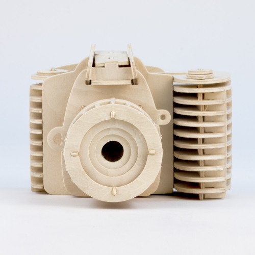 Build Your Own SLR Camera Large Image