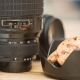 Camera Lens Cup - Black thumbnail image 4