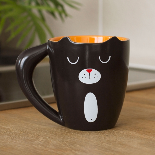Ginger Cat Mug