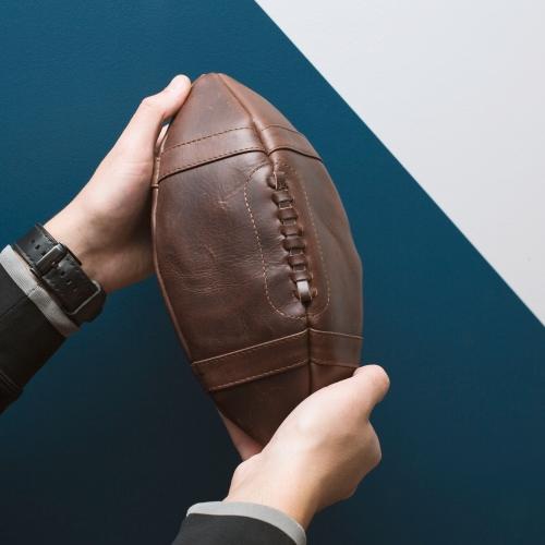 American Football Washbag Large Image