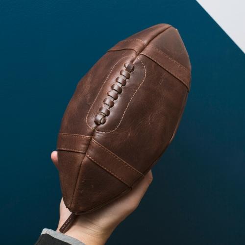 American Football Washbag