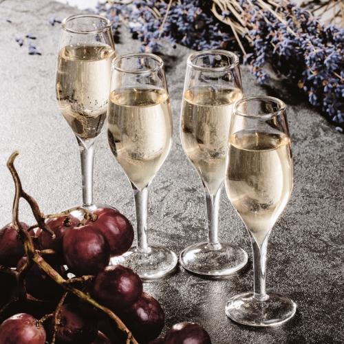 Champagne Shot Glasses