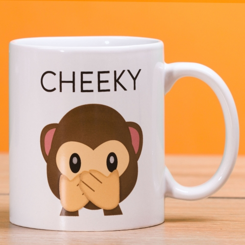 Cheeky Mug Large Image