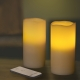 Remote Control Candle Set - 2 pack thumbnail image 0