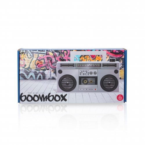 DIY Wireless Boombox Large Image