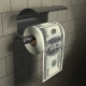 $100 Dollar Bill Toilet Paper