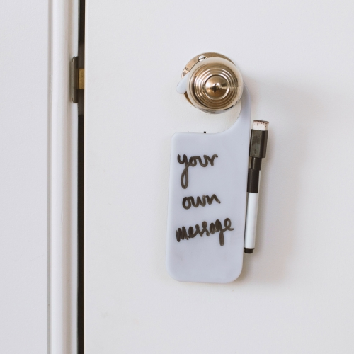 Light Up Door Hanger