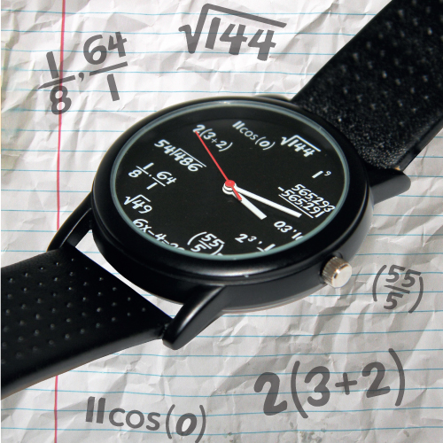 Equation Watch