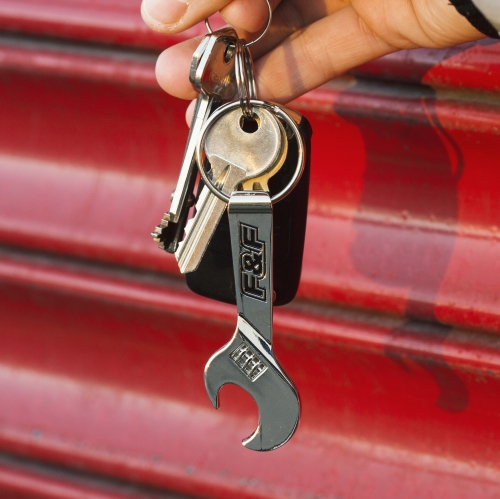 Fast & Furious - Wrench Keyring Large Image