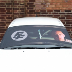 Fast & Furious - Car Windscreen Cover