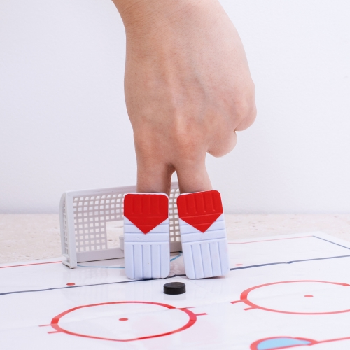 Finger Game - Ice Hockey