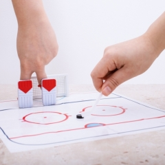 Finger Ice Hockey