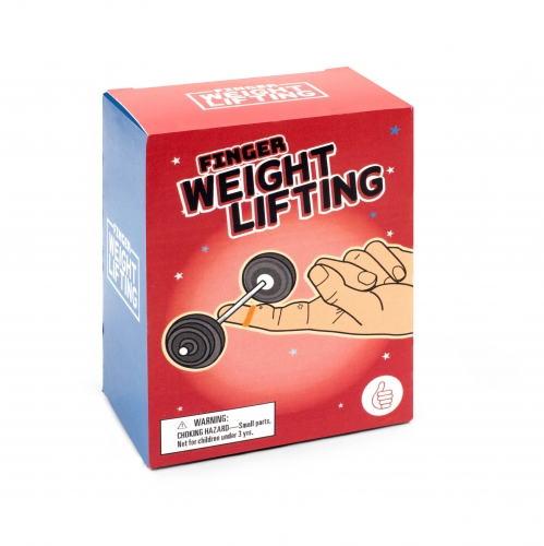 Finger Weighlifting