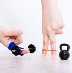 Finger Game- Weightlifting