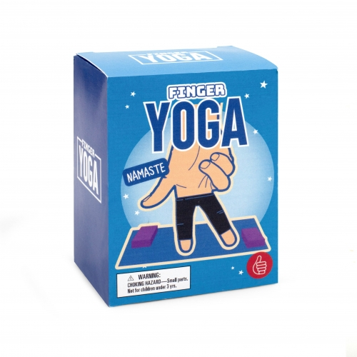 Finger Game - Yoga