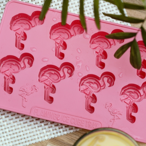 Flamingo Ice Tray