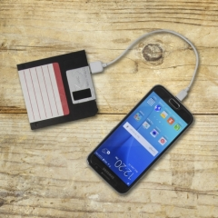 Floppy Disc Powerbank
