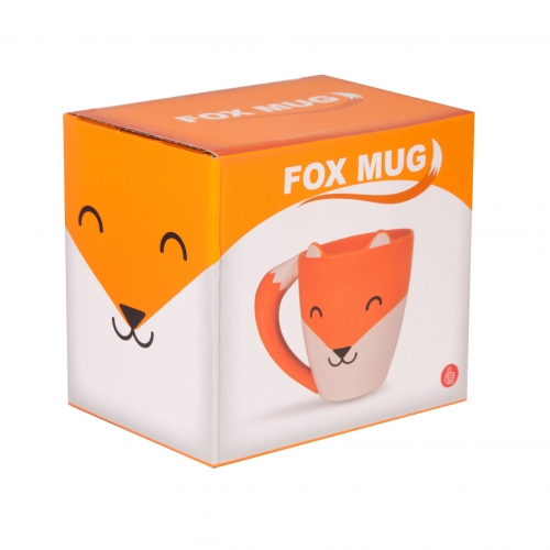 Fox Mug Large Image