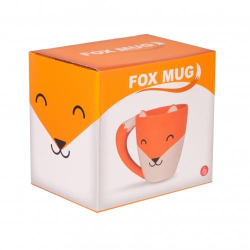 Fox Mug Large Image