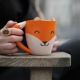 Fox Mug thumbnail image 2