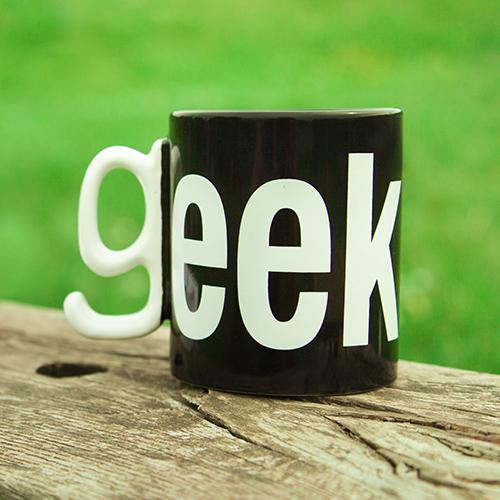 Geek Mug Large Image