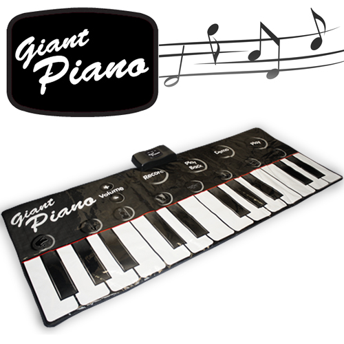 Gigantic Piano Keyboard