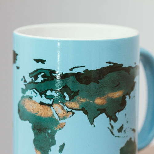 Global Warming Mug Large Image