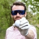 Golf Ball Glasses thumbnail image 0