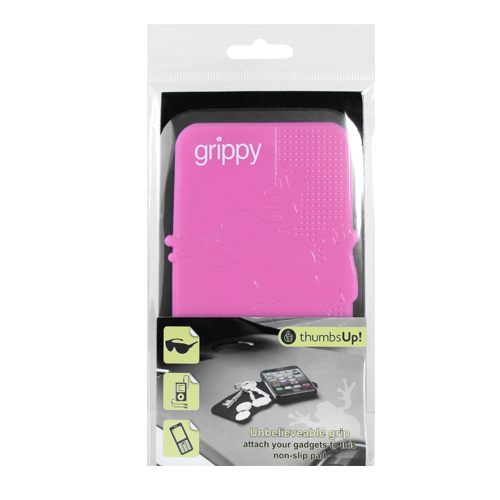 Antirutschmatte Grippy - Transparent