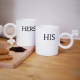 Mugs His and Hers Ref 1270 thumbnail image 0