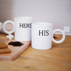 Mugs His and Hers Ref 1270