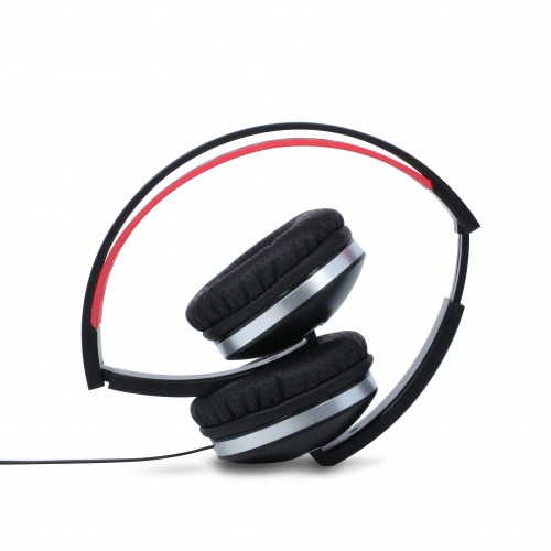 Folding Headphones - Black