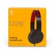 Folding Headphones - Black thumbnail image 4