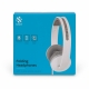 Folding Headphones - White thumbnail image 4