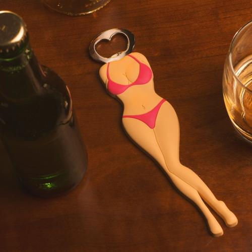 Bikini Bottle Opener Large Image