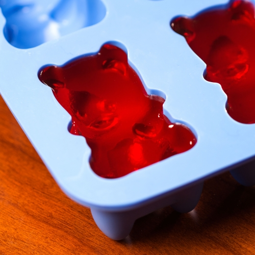 Boozy Bears Jelly Mould
