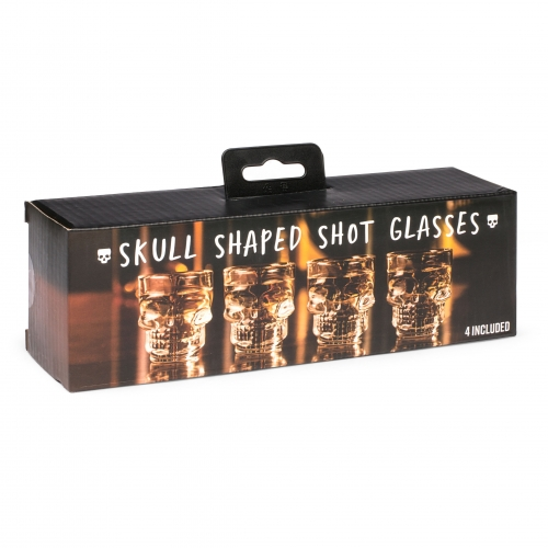 Skull Shot Glasses Large Image